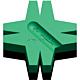 Магнит WERA STAR для намагничивания/размагничивания SB 073403